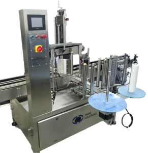 Tigre Solutions Self Adhesive Labeling Machine