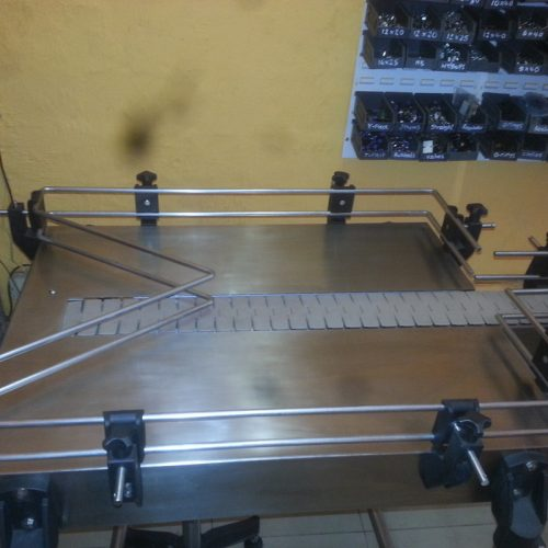 Tigre Solutions Tab Chain Conveyor