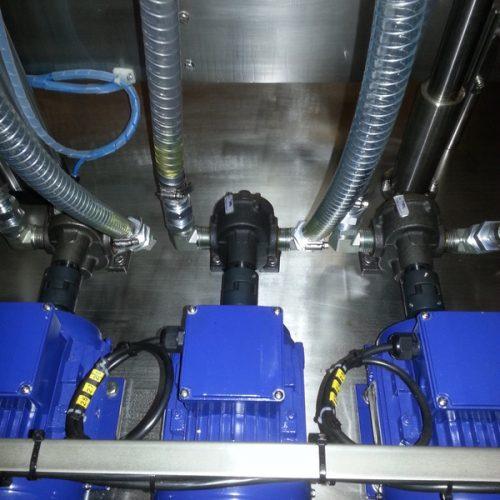 Tigre Solutions Gear Pump Filling